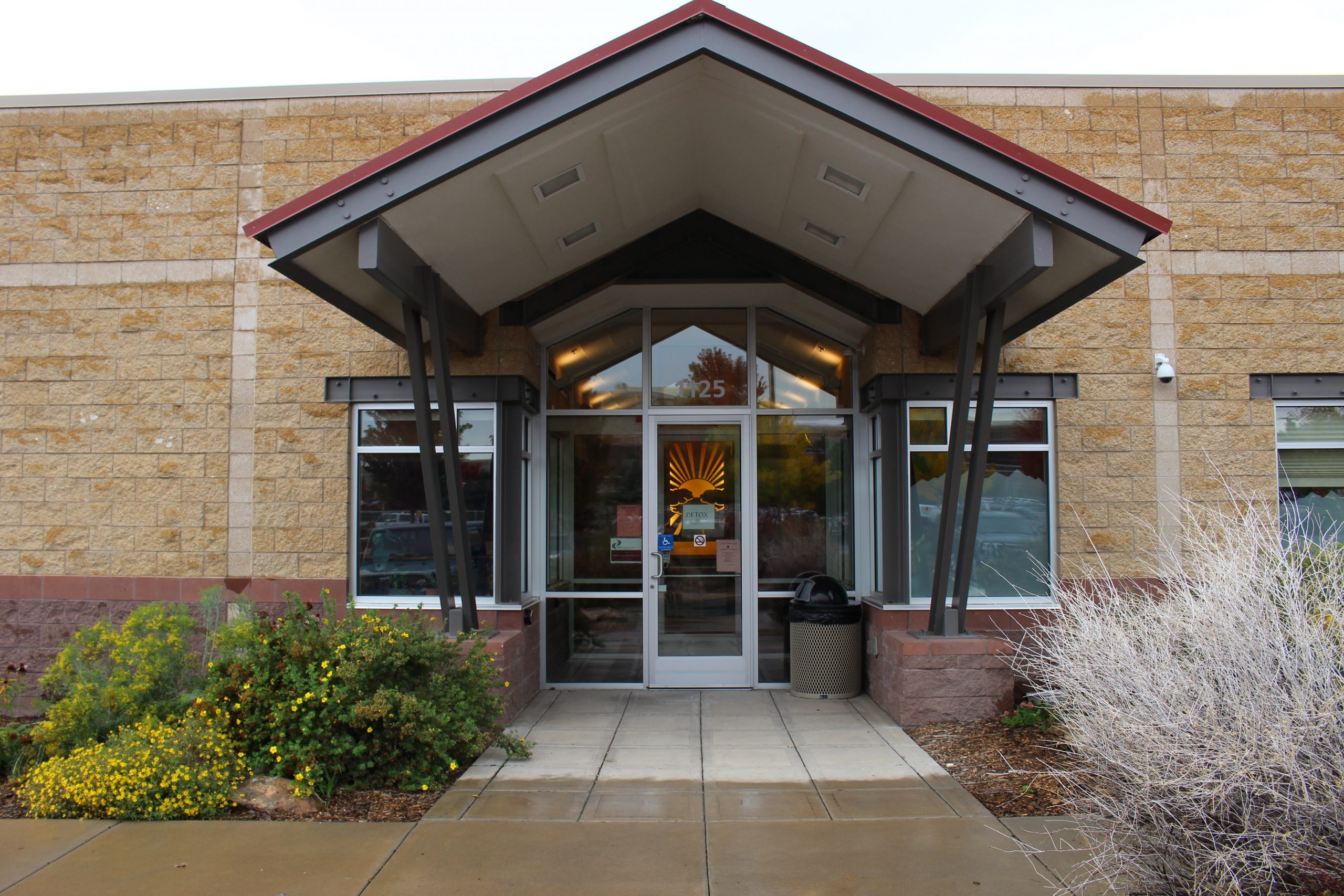 Access mental health at Crossroads at Grandview, located in the Mercy Regional Medical complex.