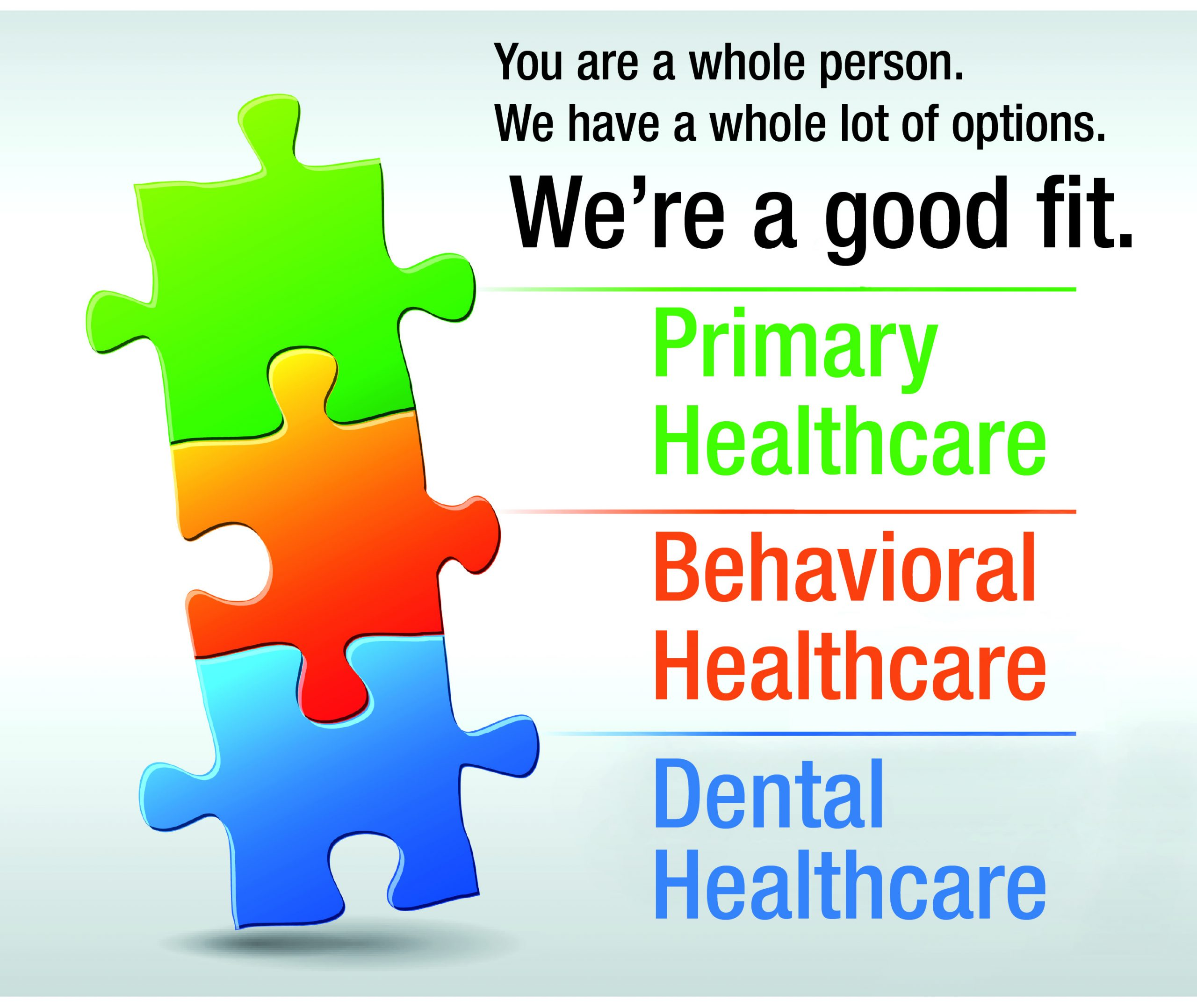 Axis Health System integrates primary healthcare, behavioral healthcare and dental healthcare.