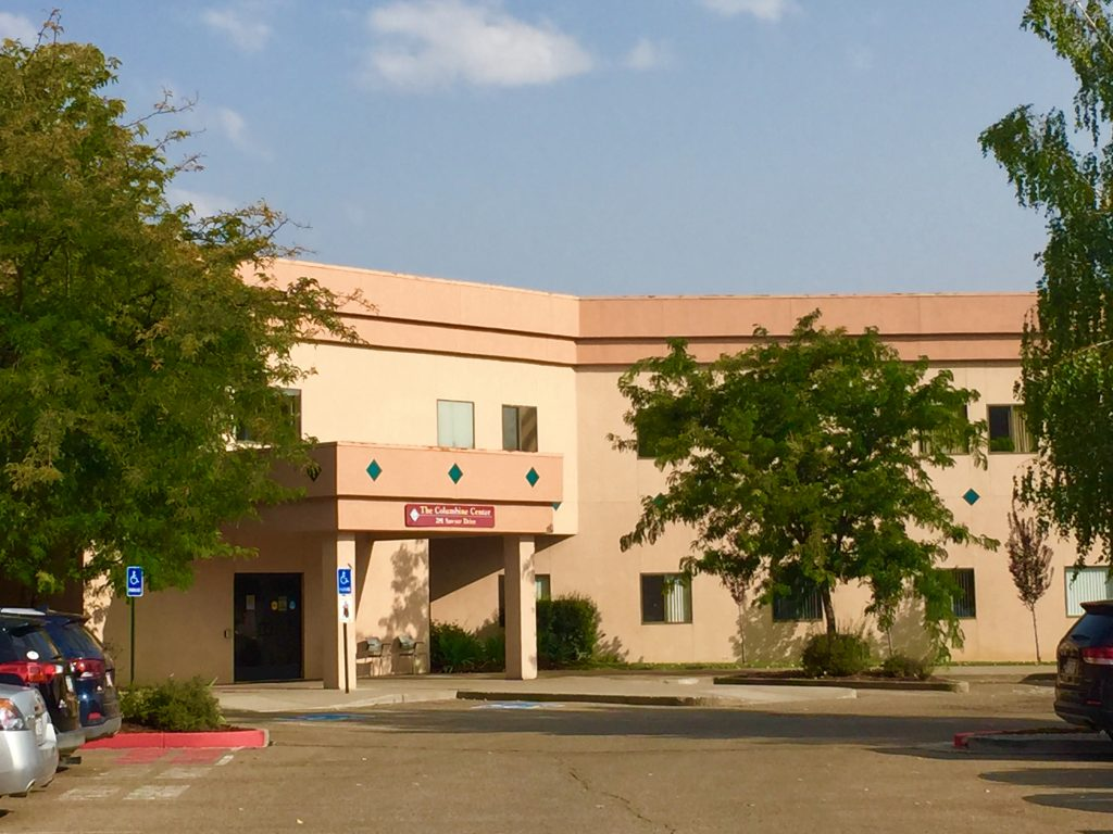 Columbine Behavioral Healthcare is located at 281 Sawyer Drive