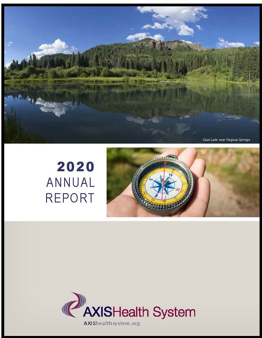 Axis Health System 2020 Annual Report