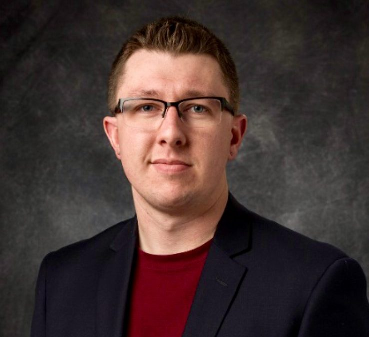 Admin Cameo: Meet Cory Patterson