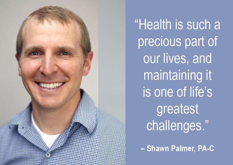 Care Team Cameo: Meet Shawn Palmer