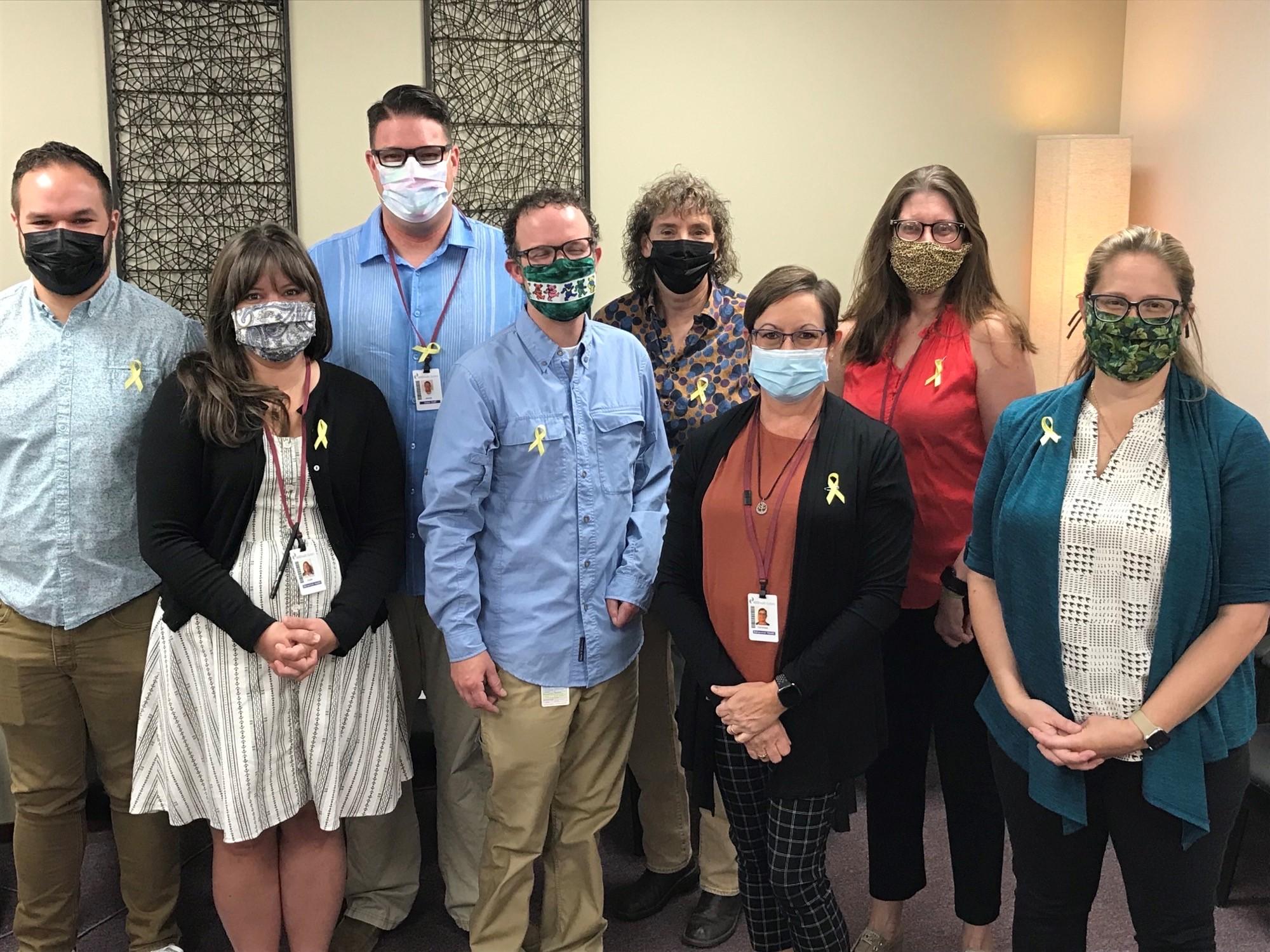 Columbine Behavioral Healthcare staff