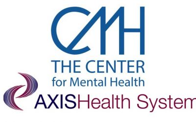The Center for Mental Health and Axis Health System announce intent to merge